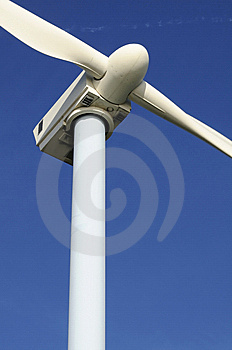Windmill Close-up Stock Photo - Image: 8016740