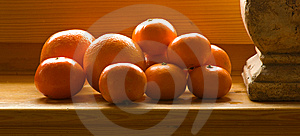 Orange Royalty Free Stock Image - Image: 8019086