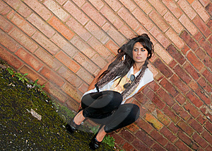 Lost In The City Stock Images - Image: 8020384