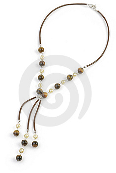 Necklace Royalty Free Stock Photo - Image: 8021655