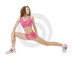 Series: Fitness Every Day! Royalty Free Stock Photo - Image: 8023085