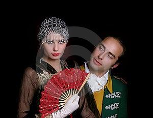 Romantic Cuple Stock Photos - Image: 8023763