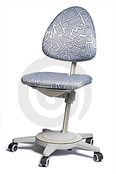 Modern Chair Stock Photo - Image: 8024170