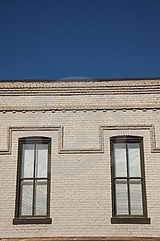 Beautiful Old Downtown Architecture Stock Image - Image: 8024521