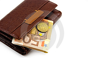 Euro Money Royalty Free Stock Images - Image: 8025449
