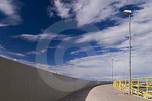 Breakwater Royalty Free Stock Image - Image: 8027046
