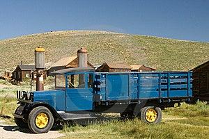1920's Era Farm Truck Royalty Free Stock Photos - Image: 8028498