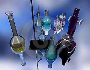Scientific Devices Royalty Free Stock Photography - Image: 8028957
