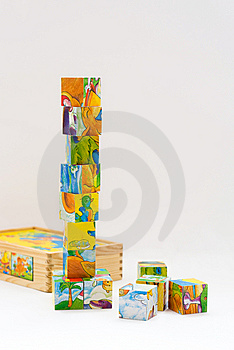 Cubes Royalty Free Stock Photo - Image: 8029425
