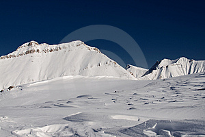 Caucasus Mountains Royalty Free Stock Photos - Image: 8030118