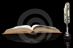 Open Book Stock Images - Image: 8030314