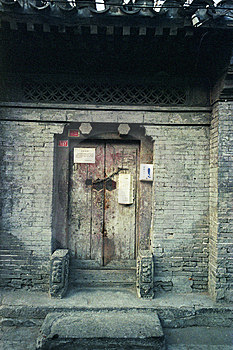 Beijing Hutong #2 Royalty Free Stock Photos - Image: 8031108