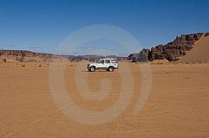 Adventure Offroad Sahara Stock Image - Image: 8031611