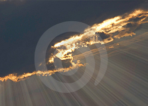 Dramatic Sky Royalty Free Stock Image - Image: 8032186