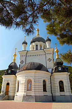 Eastern Church Royalty Free Stock Photos - Image: 8032348