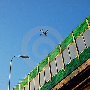 Plane Royalty Free Stock Photography - Image: 8035707