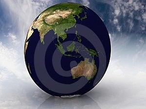 Globe Royalty Free Stock Image - Image: 8037306