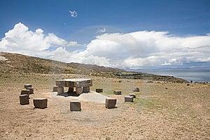Isla Del Sol - Titicaca Stock Photos - Image: 8038983