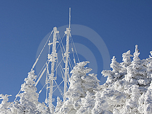 Telecommunications Royalty Free Stock Photo - Image: 8043565