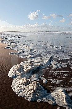 Coastal Waves Royalty Free Stock Photography - Image: 8044757