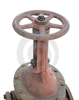 Old Rusted Hydrant Royalty Free Stock Photo - Image: 8044985