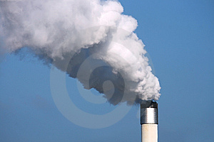 Pollution Royalty Free Stock Images - Image: 8045509