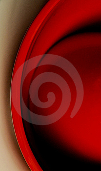 Red Bowls Stock Photography - Image: 8047652