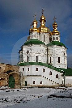 Kiev-Pechersk Lavra Monastery In Kiev Stock Photography - Image: 8048042