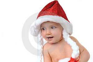 Small Girl In Cap Royalty Free Stock Photo - Image: 8048175