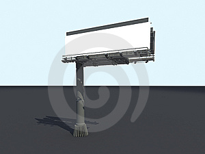 Billboard Royalty Free Stock Photos - Image: 8048178