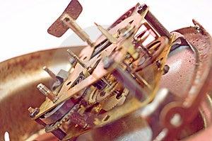 Clock Royalty Free Stock Photos - Image: 8048938