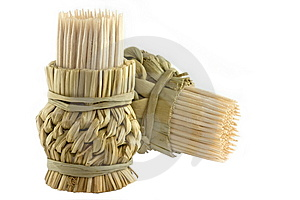 Toothpicks Stock Photo - Image: 8049490