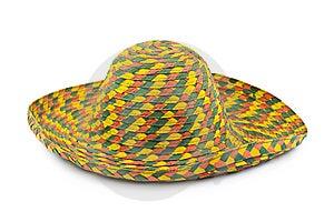 Retro Sombrero Stock Image - Image: 8051651