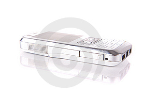 Stylisch Phone Royalty Free Stock Photo - Image: 8051855