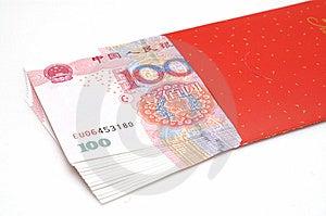 RMB-munt Stock Afbeeldingen - Afbeelding: 8052524
