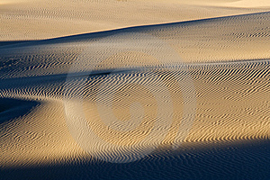 Sand Ripples Royalty Free Stock Images - Image: 8052619