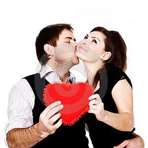 Kiss Stock Photography - Image: 8056452