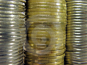 Coins Stock Images - Image: 8056474
