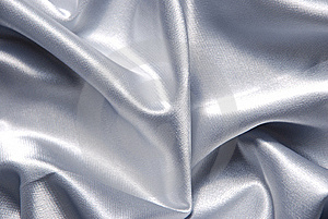 White Satin Background Royalty Free Stock Photography - Image: 8057567