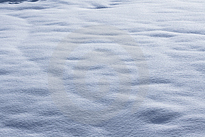 Expanse Of Snow Royalty Free Stock Images - Image: 8057749