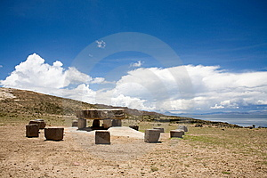 Isla Del Sol - Titicaca Royalty Free Stock Images - Image: 8058649