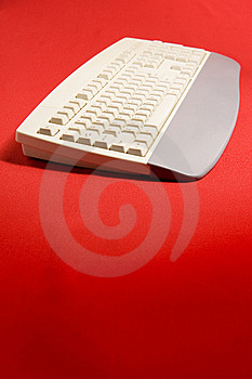 Keyboard Royalty Free Stock Photos - Image: 8058988