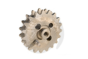 Cogwheel Stock Photos - Image: 8060543