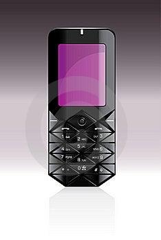 Cellphone Stock Photo - Image: 8060770