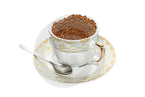 Coffee Cup Royalty Free Stock Image - Image: 8061016