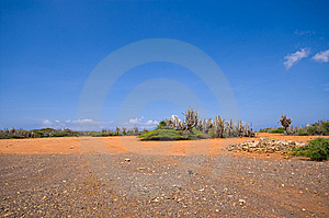 Abandon Dessert Landscape Stock Photos - Image: 8062523