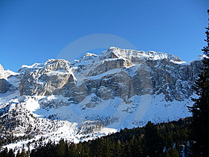 Beautiful Dolomites Stock Image - Image: 8063421