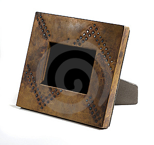 Antique Picture Frame Stock Image - Image: 8063511