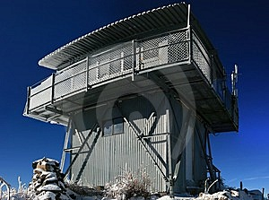 Lookout Tower Stock Images - Image: 8063854