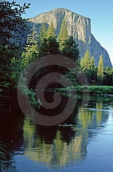 El Capitan Yosemite Royalty Free Stock Photos - Image: 8063968